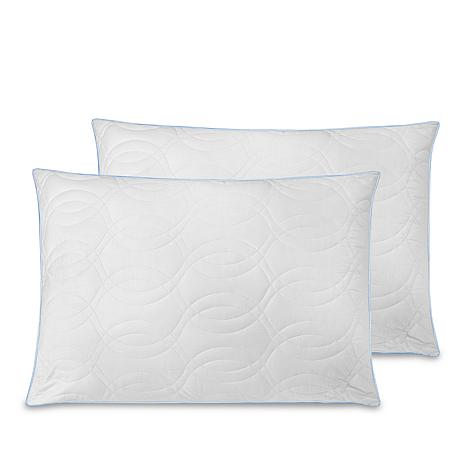 Concierge Rx Quilted Gel Core 2pk Pillows - Jumbo