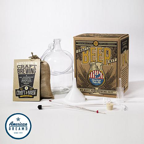 Craft-A-Brew All-In-One Pale Ale Brewing Kit