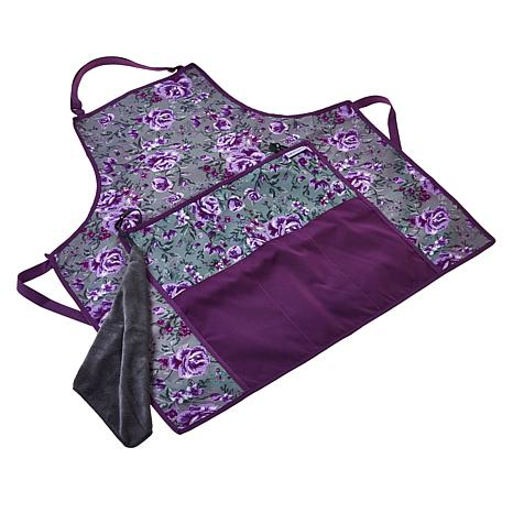 Crafter's Companion Craft Apron with Microfiber Cloth