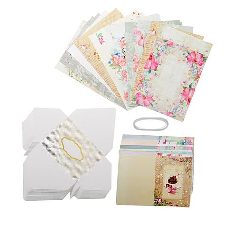 Crafters companion frame card making kit 8626464 hsn crafters companion frame card making kit m4hsunfo