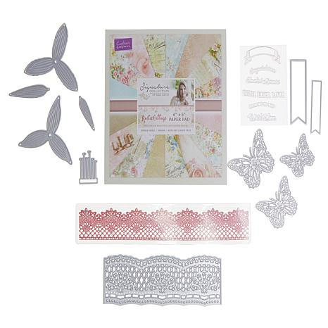 Crafter's Companion Rustic Cottage Small Bundle