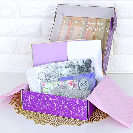 Crafter's Companion Stamp and Die Cardmaking Box