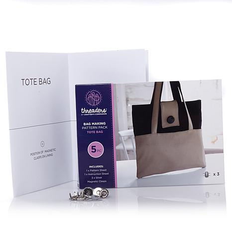 Crafter's Companion Threaders Bag Making Kit
