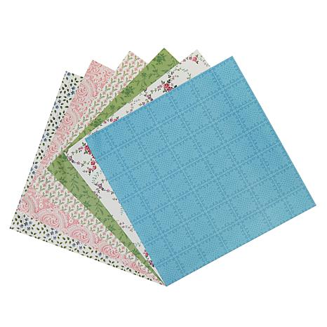 """Cricut® Anna Griffin® 12""""x12"""" Deluxe Double-Sided Pattern Paper"""