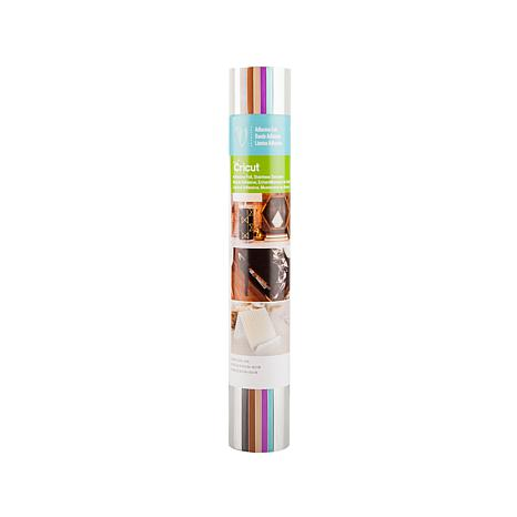 Cricut Explore Adhesive Foil - Stainless 6-pack