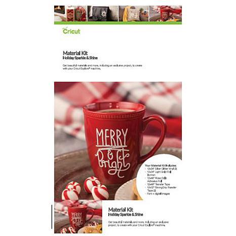 Cricut® Love, Sparkle & Shine Material Kit