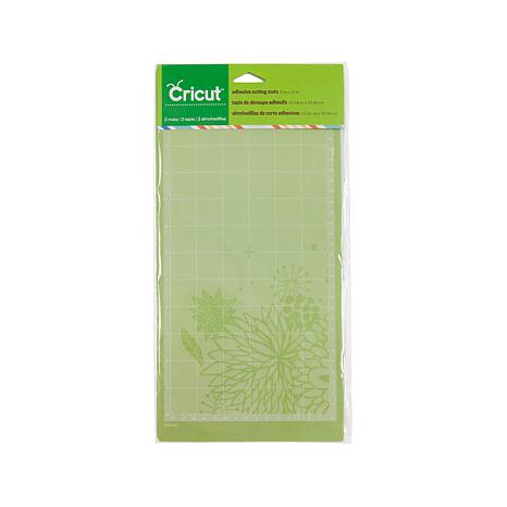 "Cricut StandardGrip Adhesive Cutting Mat 2pk - 6"" x 12"""
