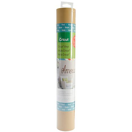 "Cricut Vinyl 12"" x 48"" Roll - Honey"