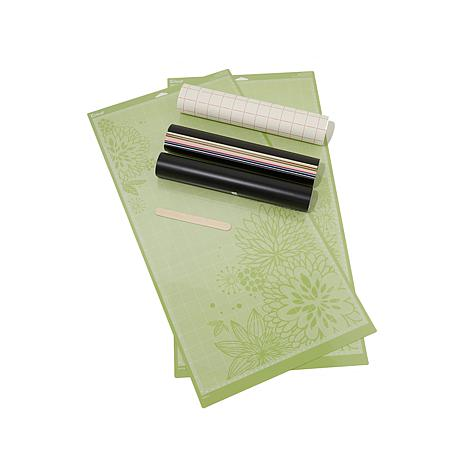 Cricut Vinyl Sampler Bundle with Cutting Mats