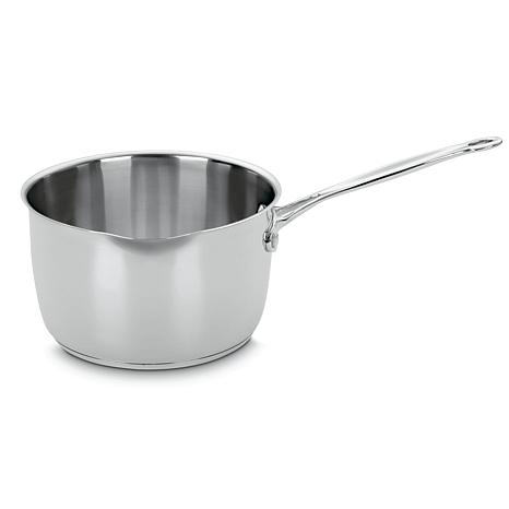 Cuisinart Chef's Classic Stainless 3-quart Cook and Pour Saucepan
