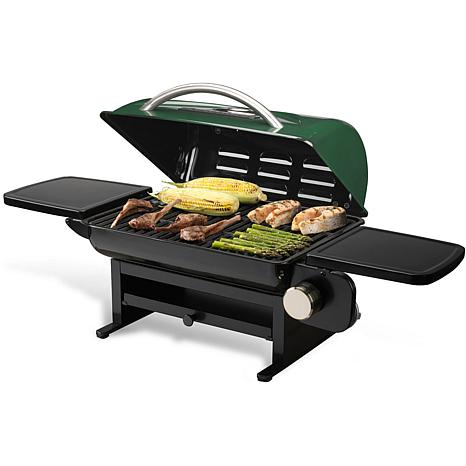 cuisinart everyday portable gas grill 7246408 hsn. Black Bedroom Furniture Sets. Home Design Ideas