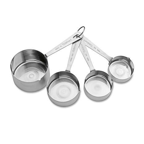 Cuisinart Stainless Steel Measuring Cup Set