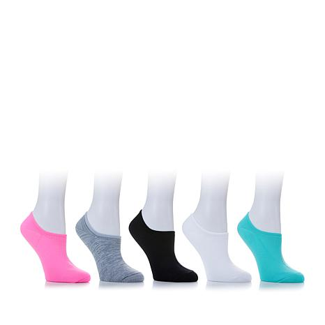 Curations 5-pack Micro Ankle Socks