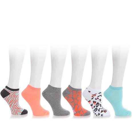 Curations Mixed 6-pack Socks