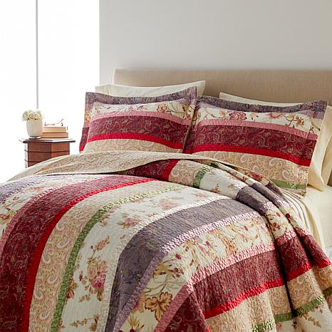 Curations New Delhi 3-piece Quilt Set