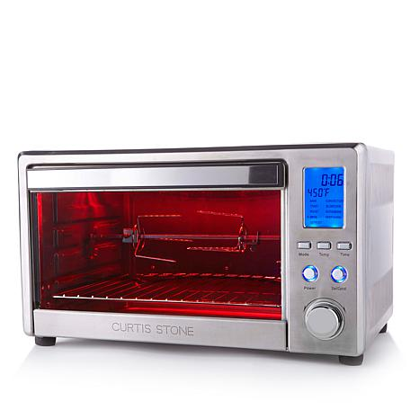 Curtis Stone 26 Liter Digital Rotisserie and Convection Oven