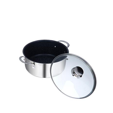 Curtis Stone Dura-Pan Nonstick 2.5-Quart Sauce Pot
