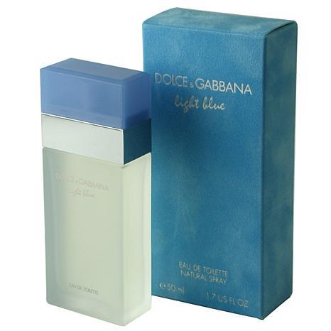 D & G Light Blue For Women by Dolce & Gabbana - EDT