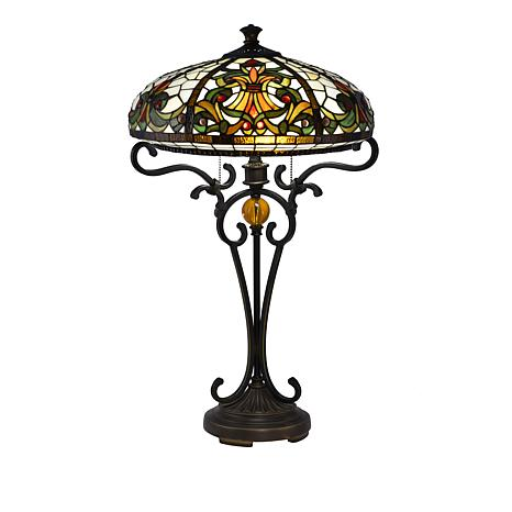 Dale Tiffany Boehme Tiffany Style Table Lamp