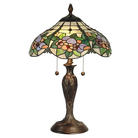 Dale Tiffany Chicago Table Lamp