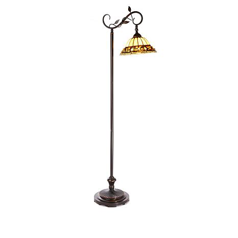 Dale tiffany pebblestone tiffany style floor lamp 8649847 hsn dale tiffany pebblestone tiffany style floor lamp aloadofball Choice Image