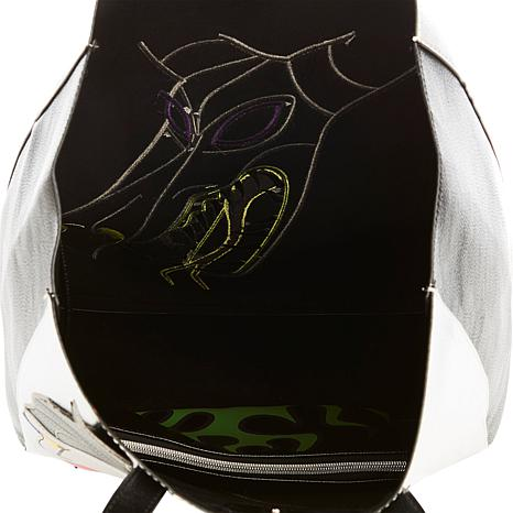 Danielle Nicole Disney Maleficent Tote with Pouch
