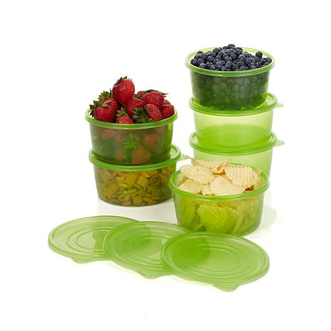 Debbie Meyer UltraLite GreenBoxes™ 12pc 6-Cup Round Set