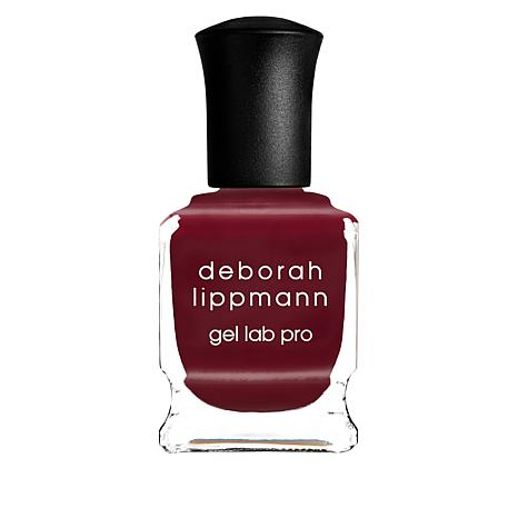 Deborah Lippmann Spill The Wine Gel Lab Pro Nail Color