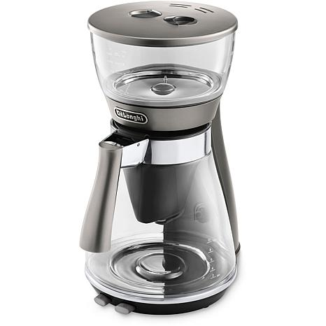 De'Longhi 3-in-1 Coffee Brewer with Specialty Brewing Methods