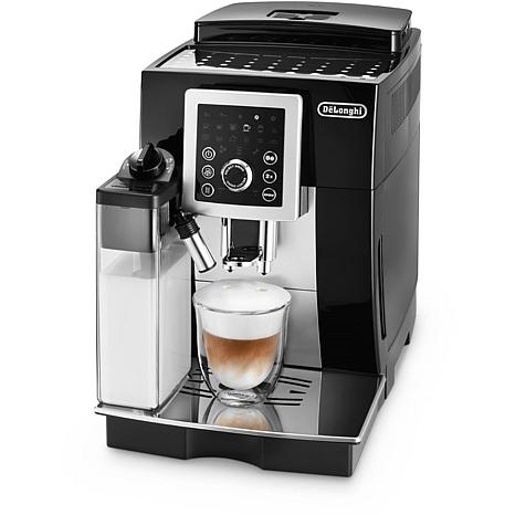 de 39 longhi magnifica s smart cappuccino maker 7968108 hsn. Black Bedroom Furniture Sets. Home Design Ideas