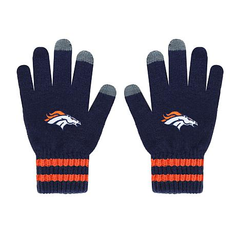 Denver Broncos NFL Team Player Touch Screen Gloves