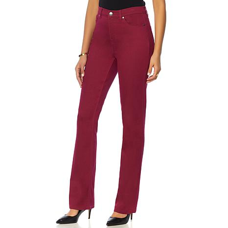 DG2 by Diane Gilman Classic Boot-Cut Jean  - Fashion