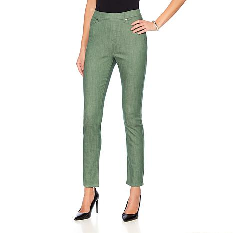 DG2 by Diane Gilman Classic Stretch 5-Pocket Jegging