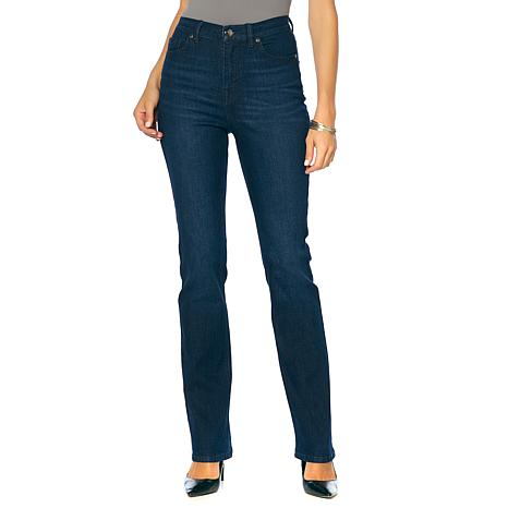DG2 by Diane Gilman Classic Stretch Boot-Cut Jean - Basic Colors
