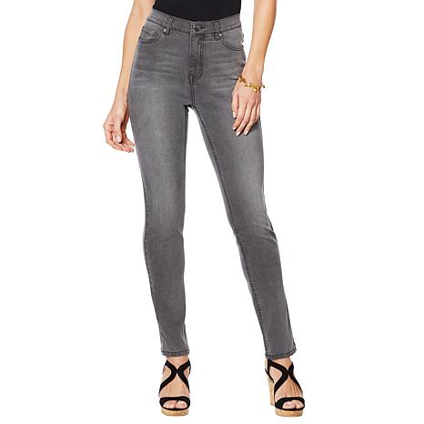 DG2 by Diane Gilman Classic Stretch Skinny Jean - Fashion