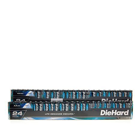 DieHard AA Batteries 48-pack