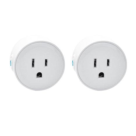 Digital Gadgets 2-pack Mini Wifi Smart Plugs