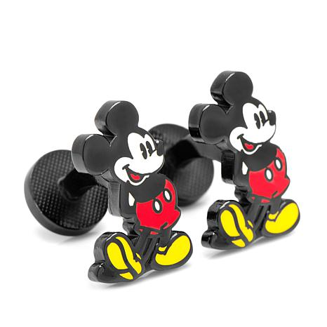 Disney© Classic Mickey Mouse Men's Cuff Links