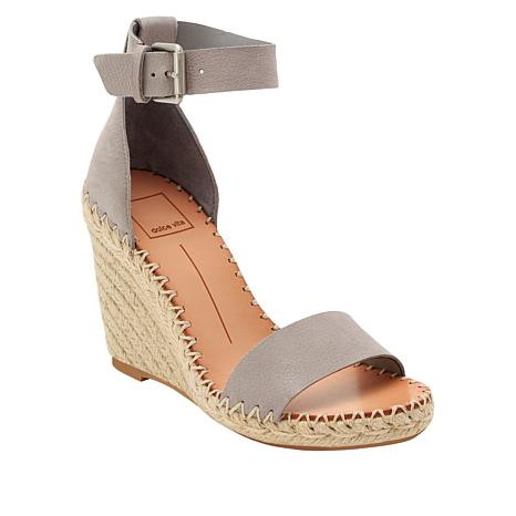 a995a7fce5f Dolce Vita Noor Leather Espadrille Wedge Sandal - 8993943