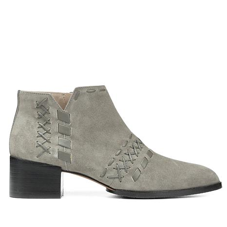 Donald J. Pliner Bowery Suede Bootie