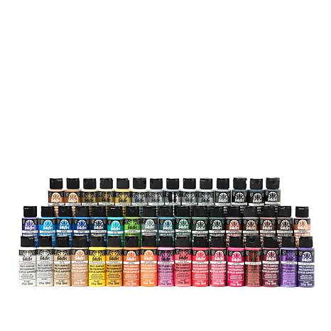 Donna Dewberry One Stroke Multi-Surface 48-piece Paint Set