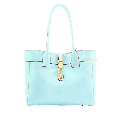 Dooney & Bourke Florentine Leather Amelia Tote - Fashion