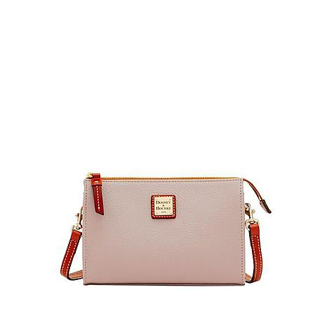 Dooney & Bourke Janine Pebble Leather Crossbody Bag