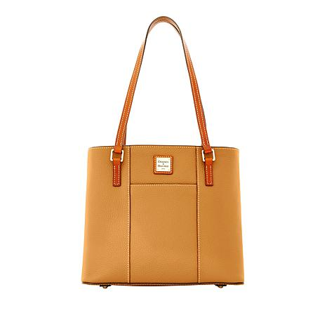 Dooney & Bourke Lexington Pebble Leather Shopper