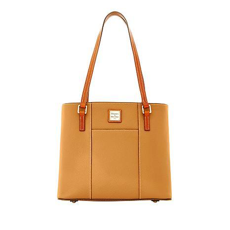 63ac2fea8 Dooney & Bourke Lexington Pebble Leather Shopper - 8836871 | HSN