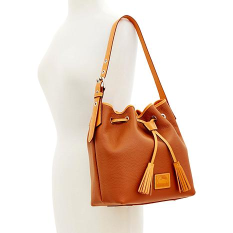 4bf5d162a67d Dooney   Bourke Patterson Aimee Leather Drawstring Bag - 8889403