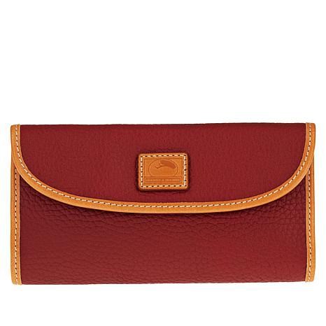 Dooney & Bourke Patterson Continental Leather Clutch