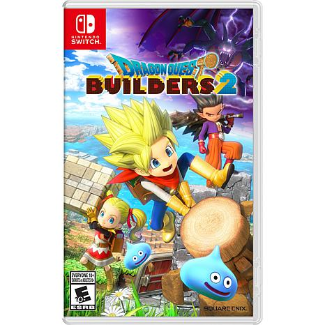 new! Dragon Quest Builders 2 for Nintendo Switch