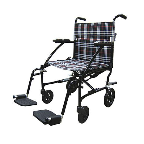Drive Medical Fly Lite Lightweight Transport Chair