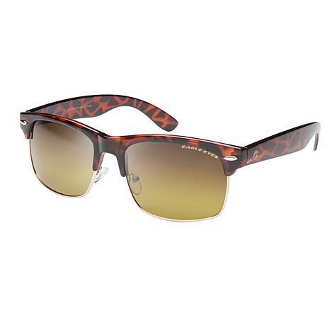 Eagle Eyes Park Street Tortoise TriLenium Polarized Sunglasses